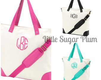 Monogram Canvas Shoulder Bag