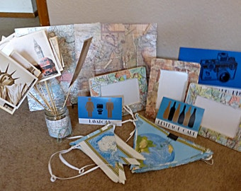 Travel Themed Party Supplies