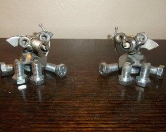 Dog Metal Spark Plug Dog