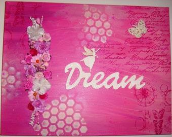 Dream Childrens Wall Art