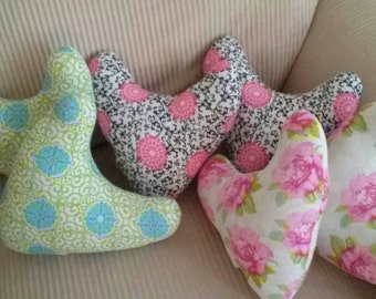 Mastectomy Pillows. A set of two. /comfort pillows soft knit.