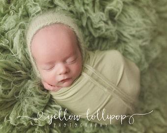 Jersey Stretch Wrap, Newborn Photo Prop, Newborn Jersey Wrap, Newborn Stretch Jersey Wrap RTS - 5 colors