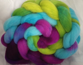 Wool Roving- Tropicana
