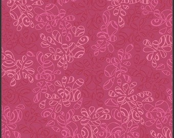 Nature Elements by Art Gallery Fabrics, Raspberry Tart, NE126