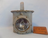 US NAVY Lantern ~ United States Navy Marine Ship Light ~ WWll Lamps/ Lights ~ USS San Jacinto