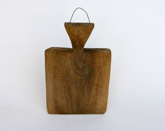 Italian wooden cutting board