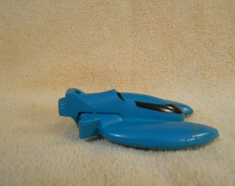 McDonald's Hot Wheels Mattel Attack Pack-Plane With Teeth