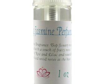 Evening Jasmine Spray Fragrance Captivating Floral Phthalate Free 1 oz or 2 oz Rose and Lilac Jasmine Perfume Spray