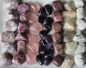 NEW BEGINNINGS / Fresh Start Healing Crystal Kit