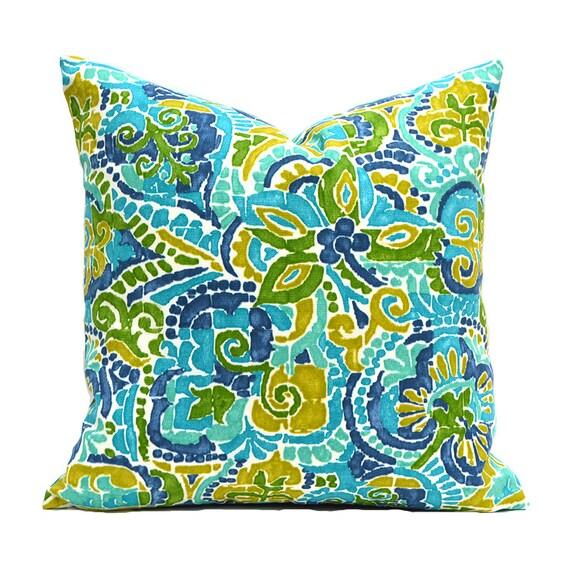 Decorative Outdoor Pillow Covers : Indoor Outdoor Pillow Covers ANY SIZE Decorative Pillows