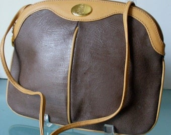 Vintage Mark Cross Made in Italy  Small Bag