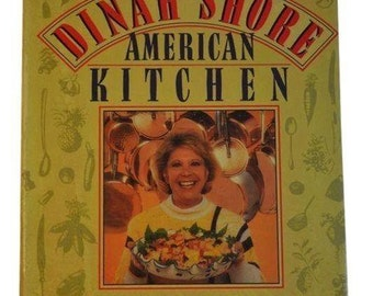Vintage Cookbook from Dinah Shore