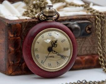 1pcs Glass ball  photo pocket watch charms pendant 32mm