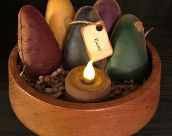 Primitive Easter Egg Bowl Fillers