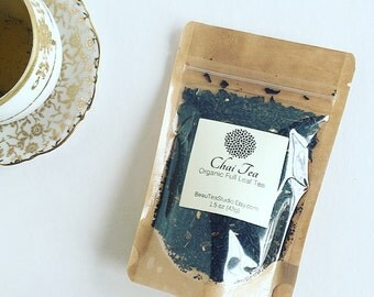 Organic Chai Blend Black Loose Tea 1.5 oz