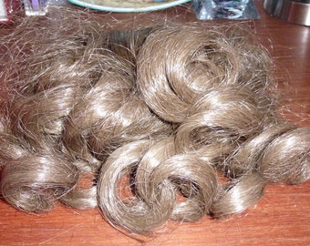 Carmen vintage wiglet fall ringlets curls 60's 70's artificial hair