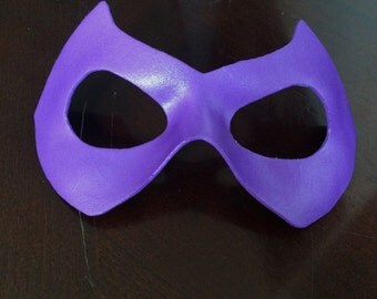 Riddler inspired superhero mask