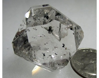27.4 Gram  Herkimer Diamond Crystal - ww715