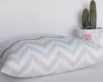 Decorative Pillow Cover, Zig Zag Throw Pillow, Chevron Throw Pillow Cover 16,18,20,22,24,26,28,30 inch Chevron Accent Pillows