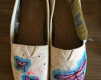 Butterfly toms