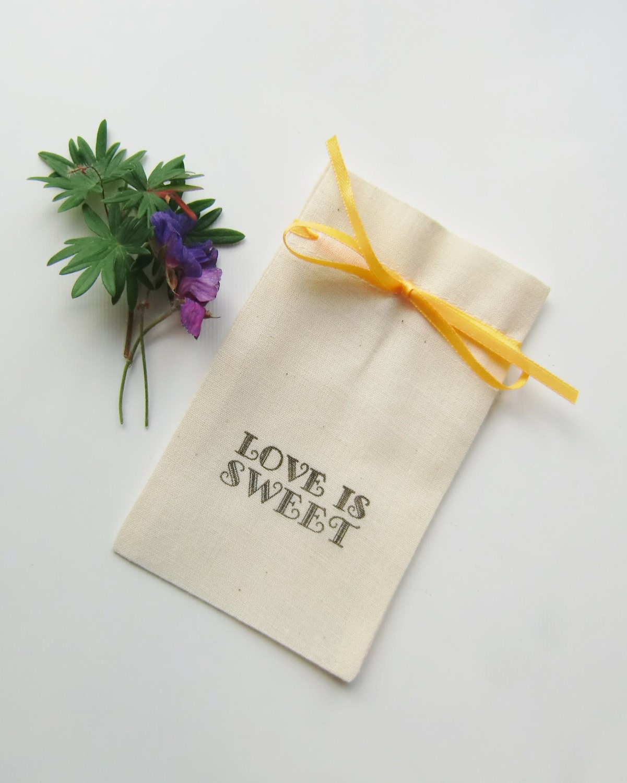 Wedding Favour Bags Ideas