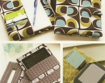 Tech Pocket & Portfolio Pattern from Indygo Junction by Amy Barickman (IJ904)