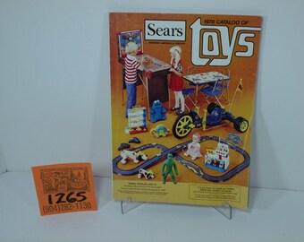 1978 Sears Toy Catalog
