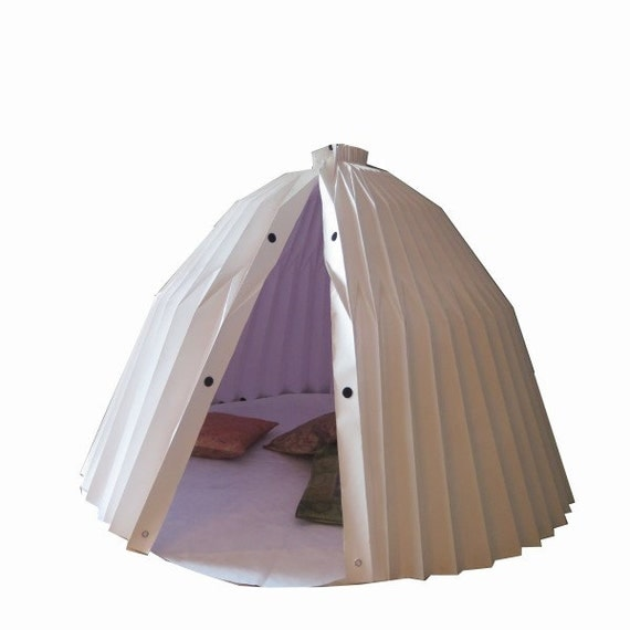 Winter Pop Up Shelter Interior : French playhouse pop up tent origanid interior