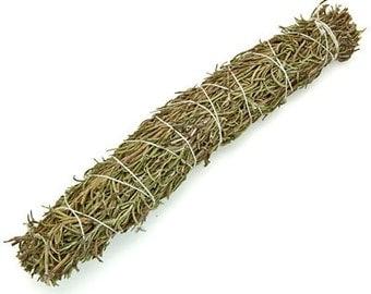 Rosemary Smudge ,Smudge Stick , Large Smudge Stick, Ritual, Sacred, Altar, Ceremony