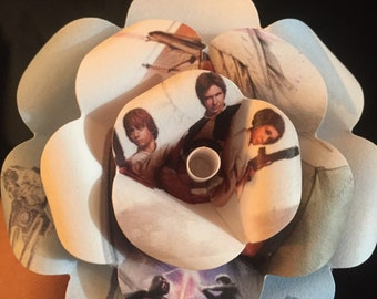 Star Wars Comic Book Boutonniere