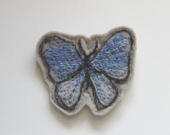 Free shipping/Felt brooch/ women accessories/ felt pin/ winter accessories/ gift ideas