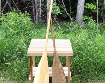Beavertail Canoe Paddle - FREE SHIPPING