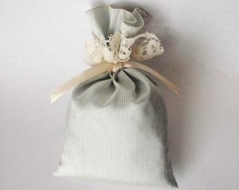 Silk Lavender Sachet