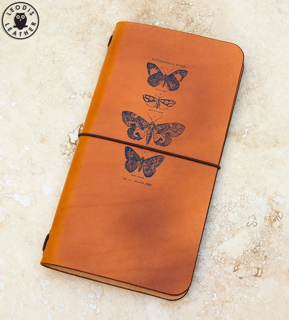 Notebook add on: rubber stamping