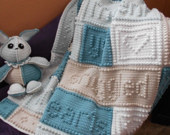 Crochet Pattern Your First Breath : BREATH pattern for crocheted blanket