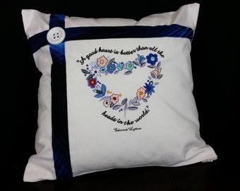 Inspirational Pillow
