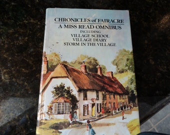 Miss Read Chronicles of Fairacre 1997 edition