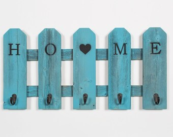 "Fence Pickets With ""Home"" Script and Hooks"