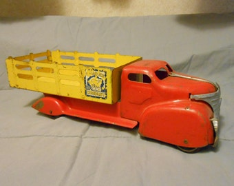 1940's Marx Metal DeliveryTruck