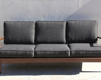 Danish Modern Selig Sofa / Couch by Kofod Larsen