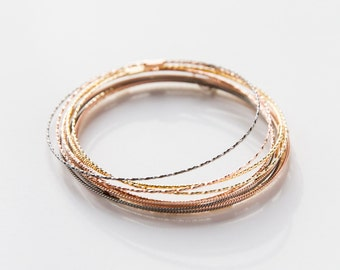 Set of Skinny Bangles