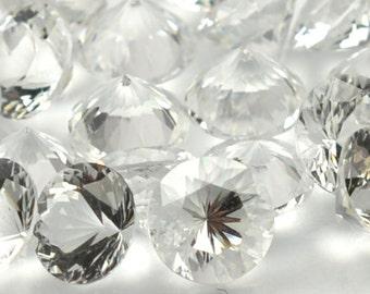 Herkimer Diamond Quartz Crystal Faceted Gemstone NY 5mm Round