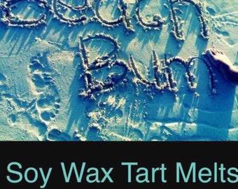 Beach Bum Soy wax melt Tarts
