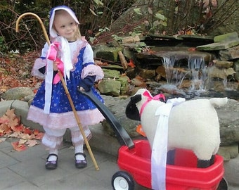 Little Bo Peep ....Southern Belle...Little Miss Muffet COSTUME