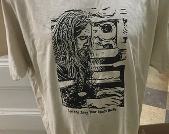 Grateful Dead Keith Godchaux shirt