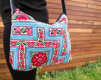 Urban Legend (BF0027) - Hilltribe  Shoulder Bag