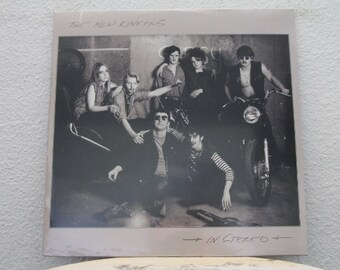 "SEALED - The New Kinetics - ""In Stereo"" vinyl record"