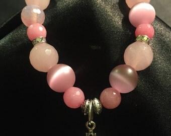 Crowned & Pink