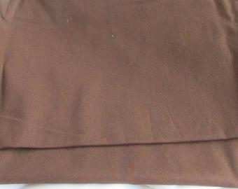 Medium Brown Cotton
