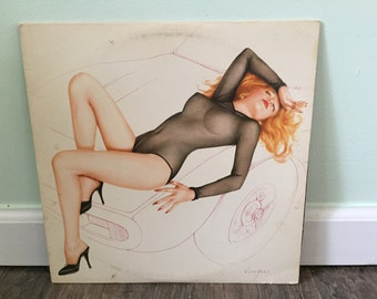 """The Cars """"Candy-O"""" vinyl record"""